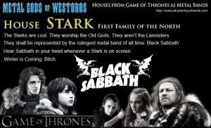 Starks Black Sabbath