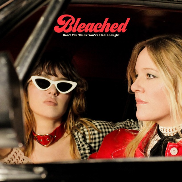 Bleached Has a NewRecord.